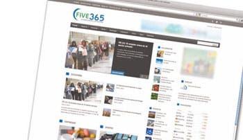 Five365.com refuerza su contenido