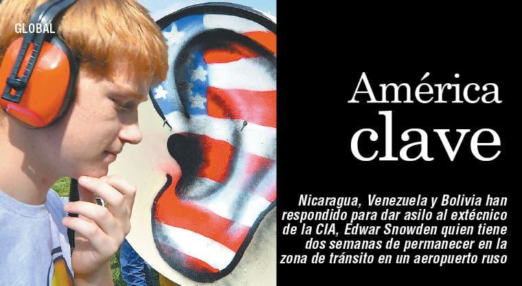 América Latina responde a Snowden