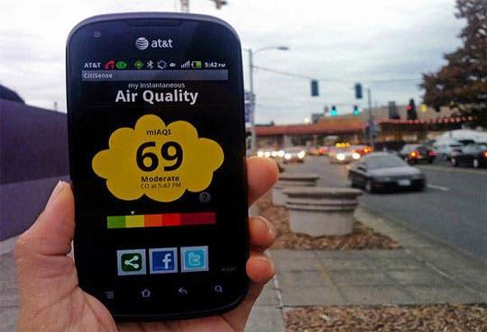 Holanda mide contaminación con celular