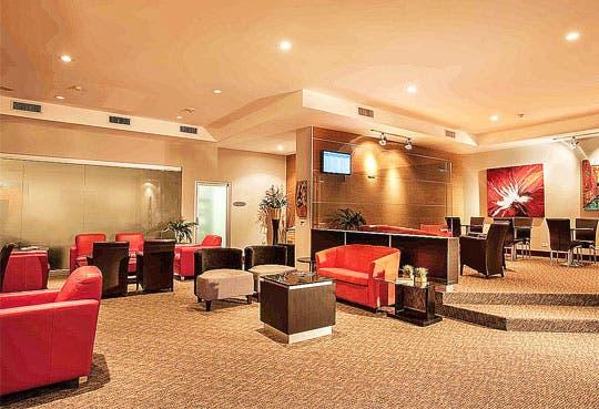 MasterCard abre sala VIP en Aeropuerto