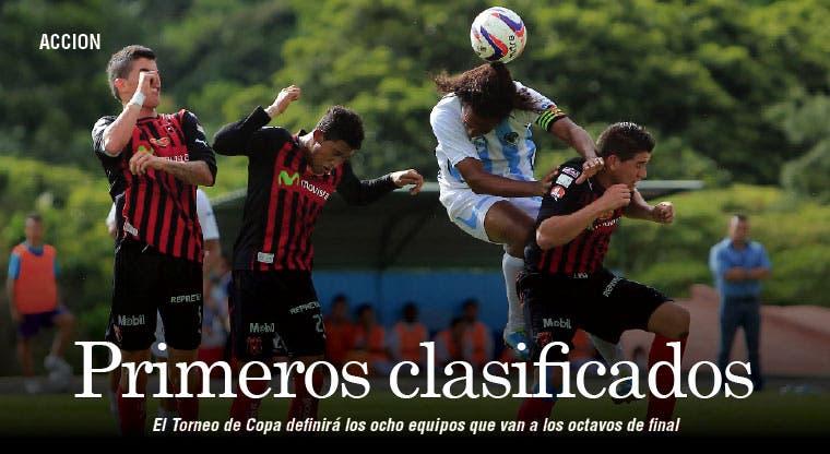 Copa define clasificados
