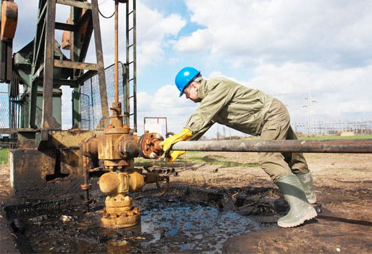 Reservas de petróleo de EE.UU. bajan
