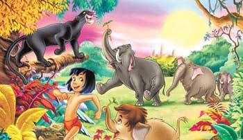 """Walt Disney adaptará """"El libro de la jungla"""""""