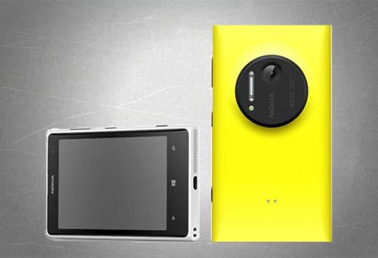 Nokia apuesta por fotografía en nuevo smartphone