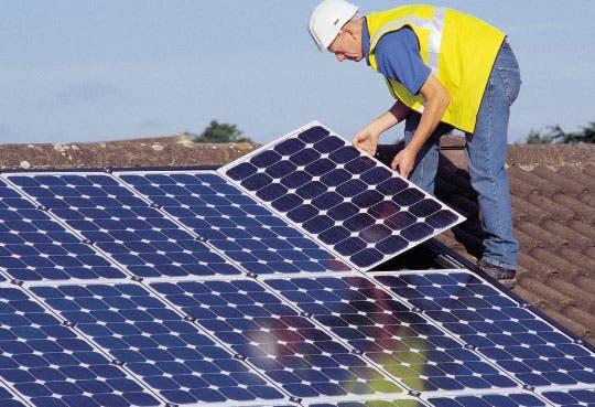 China prevé elevar su capacidad energética solar