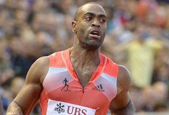 Adidas rescinde contrato con Tyson Gay