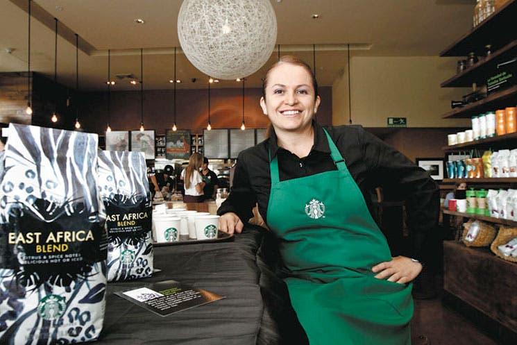 Starbucks renueva sus menús
