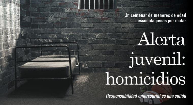 Alerta juvenil: homicidios