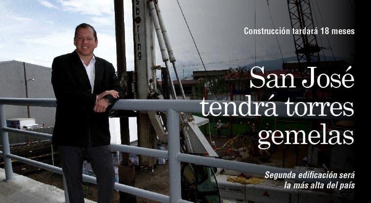 San José tendrá torres gemelas