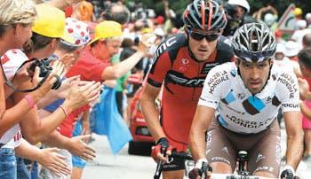 El Alpe revoluciona el podio