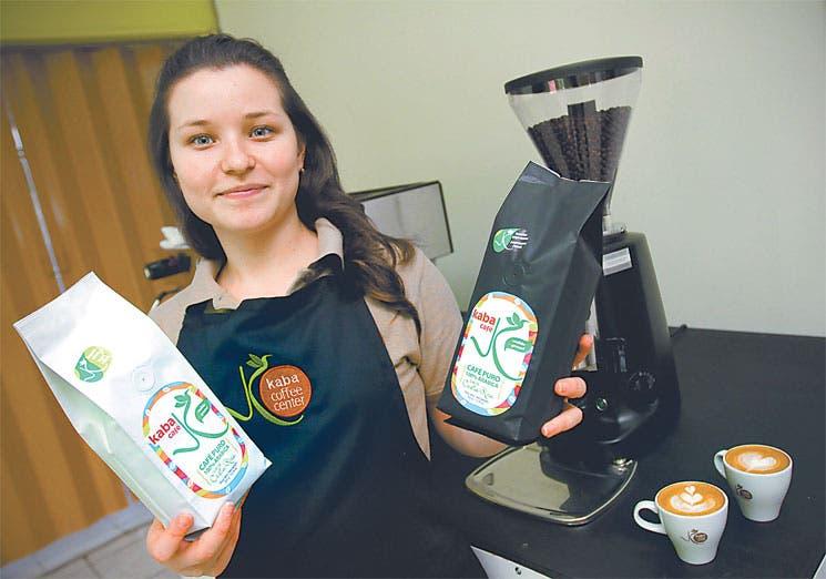 Innovadora escuela abre para amantes del café