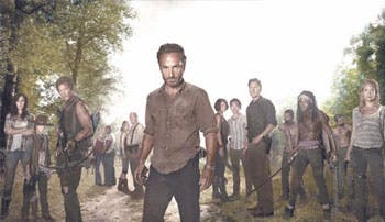 """The Walking Dead"" promete cuarta temporada ""terrorífica"""