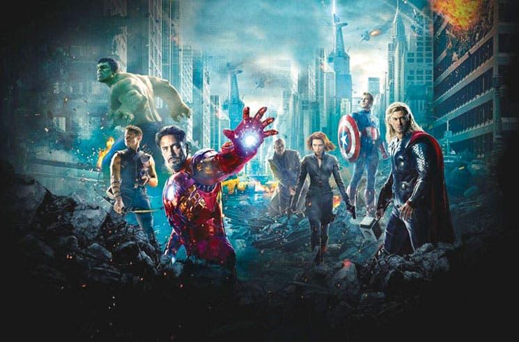 Marvel contraataca