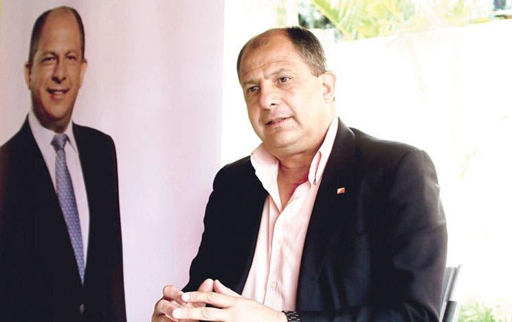 Solo 72 votos convierten a Solís en candidato