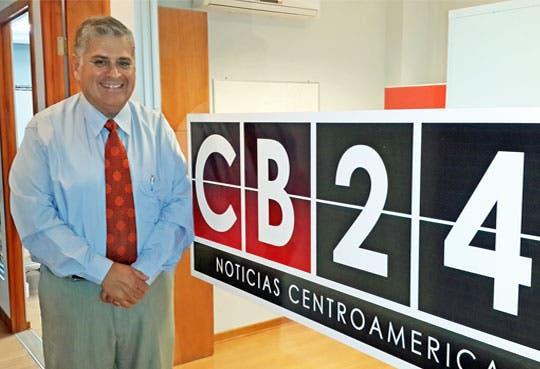 Guillermo Fernández nuevo director de CB24 Noticias