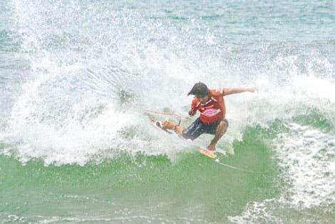 Surf a final de temporada