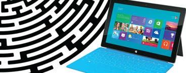 Microsoft en su laberinto