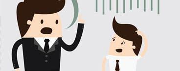 Ofrezca cuidadosamente la retroalimentación negativa