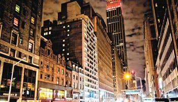 Nueva York, tan nueva y tan vieja