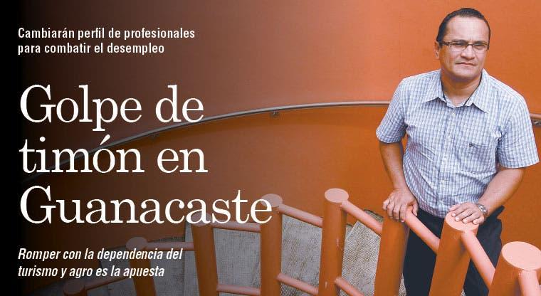 Golpe de timón en Guanacaste