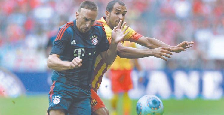 Un Bayern muy superior