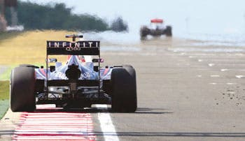 Reto para Vettel