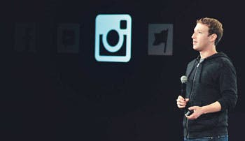 Crece patrimonio de Zuckerberg