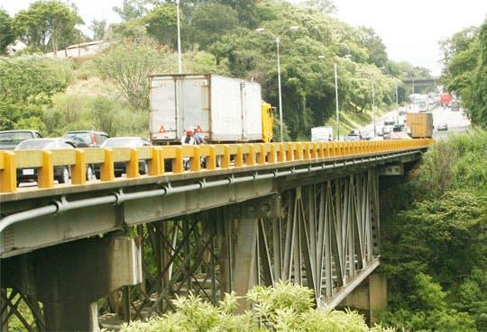 CODOCSA rehabilitará Puente Virilla