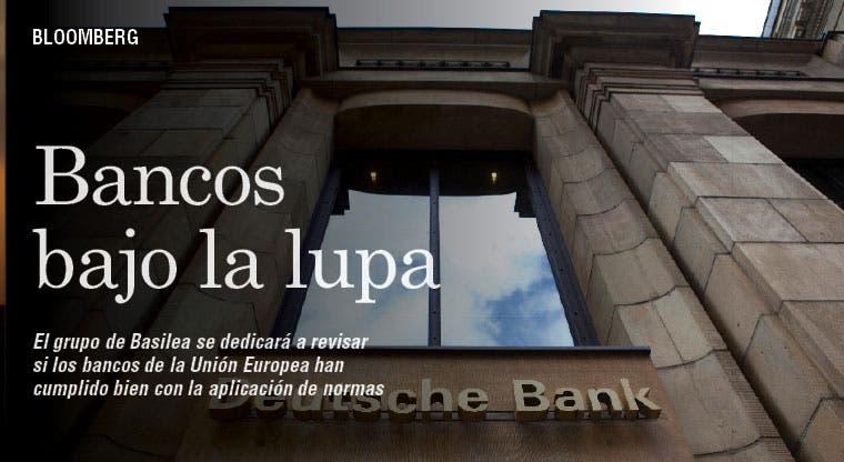 Bancos europeos bajo la lupa de Basilea
