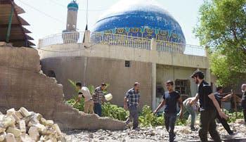 Irak sometida a cadena de atentados