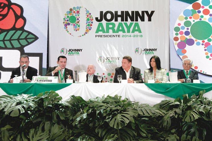 Araya no ve ventaja por fallida coalición