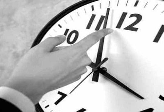 Recope cambia horario temporalmente