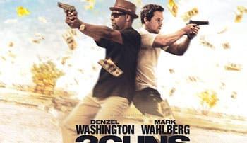 Química cómica entre Washington y Wahlberg