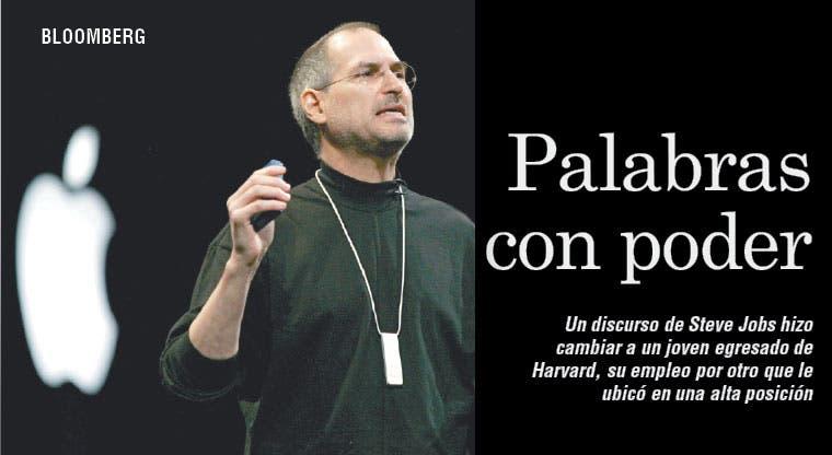 Discurso de Steve Jobs condujo a cambios personales