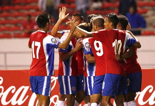 Costa Rica jugará con República Dominicana