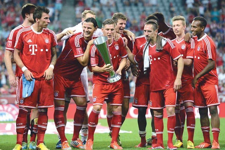 Sufrido título del Bayern