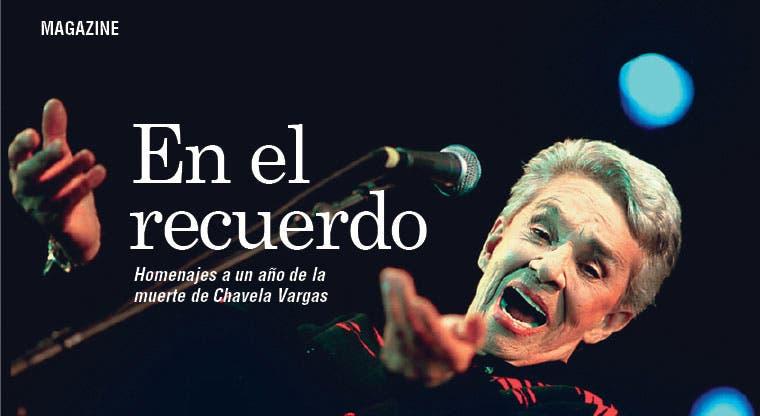 Las muertes de Chavela Vargas