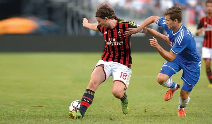Chelsea hinca al Milán