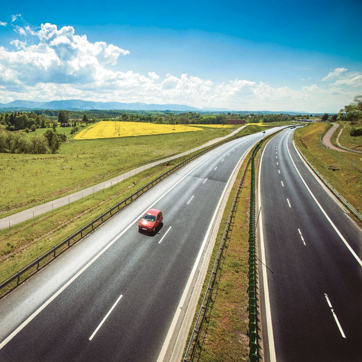 SÍ SE PUEDE… Carreteras de Primer Mundo