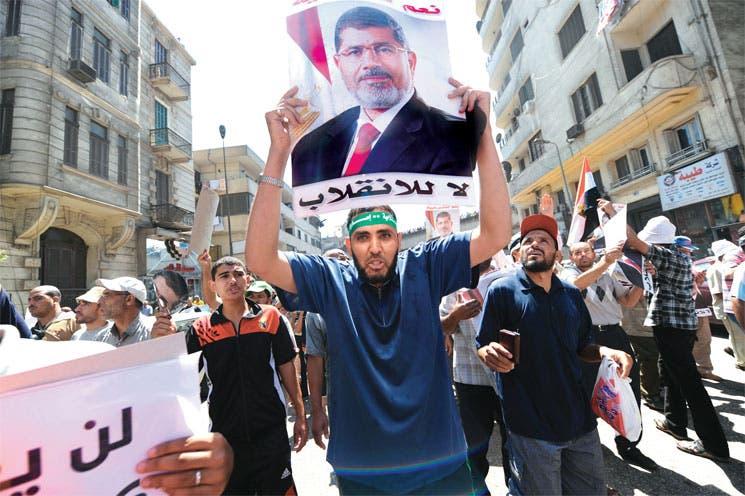Democracia egipcia sobre la cuerda floja