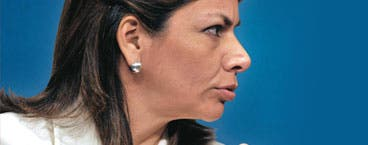 Chinchilla, la presidenta más tuitera