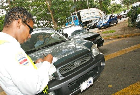 Restricción vehicular aplica normalmente