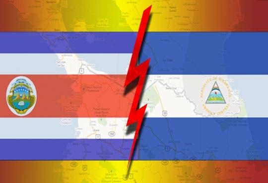 Nicaragua llama a Costa Rica a velar por sus asuntos internos