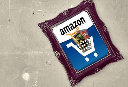 """Amazon lanza """"Amazon Art"""""""