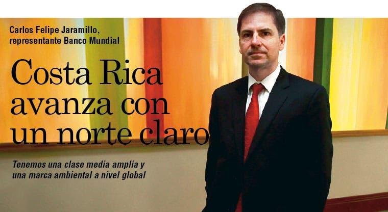 Costa Rica avanza con un norte claro