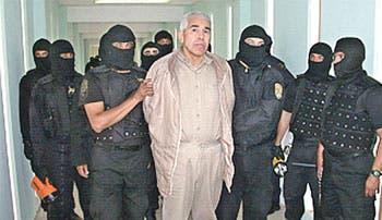 Liberado el capo Caro Quintero