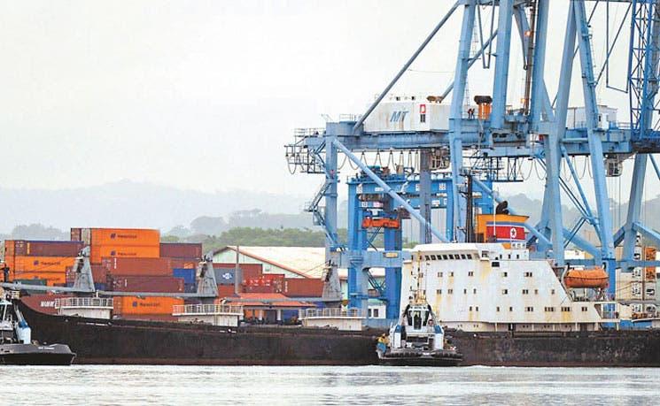 Panamá y ONU inspeccionarán armas de buque
