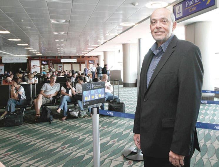 Santamaría expande sus alas
