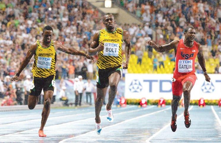 Bolt recuperó la corona