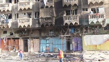 Al Qaeda reivindica atentados en Irak